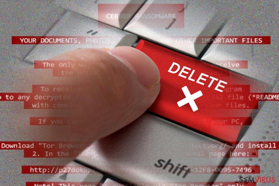 Como remover ransomware