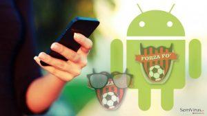 A nota de resgate do Cerber foi detetado em duas aplicações de Android