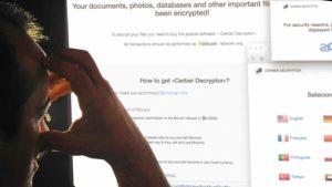 Ransomware Cerber continua evoluindo, novos recursos adicionados