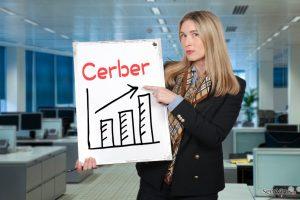 O Cerber não abdica da sua posição de ransomware nº 1 do mundo