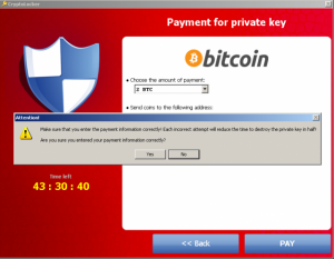 A ameaça do ano: Cryptolocker