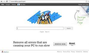 Porque você deve evitar Delta Search e outros motores de busca falsos