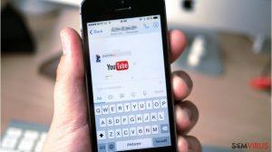 Novo ataque do vírus Facebook Messenger exibe atalhos de vídeos