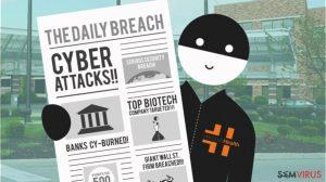 Hospital paga $55 000 durante ataque ransomware
