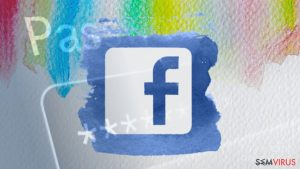 Stresspaint Trojan rouba credenciais de login do Facebook