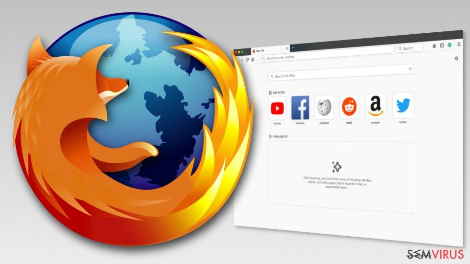 Image of Mozilla Firefox
