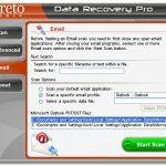 Data Recovery Pro instantâneo