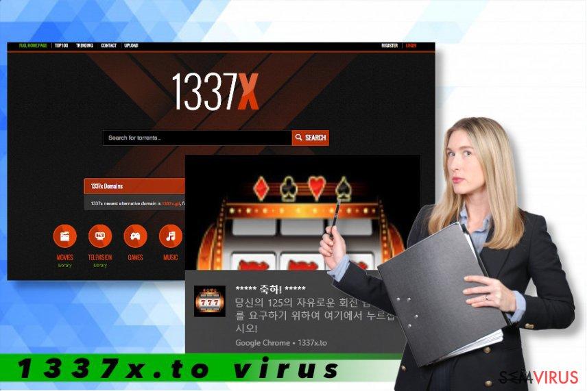 Vírus 1337x.to