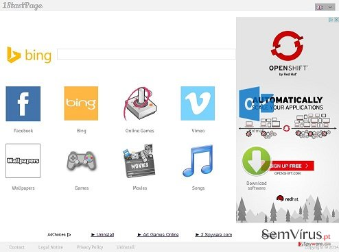 1startpage.com instantâneo