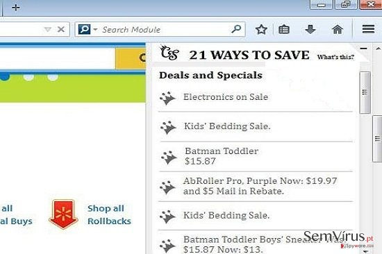 21 Ways To Save Deals and Specials instantâneo