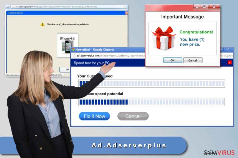 Ad.Adserverplus vírus instantâneo
