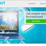 Anúncios de BrowseSmart instantâneo