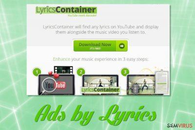 Ads by Lyrics