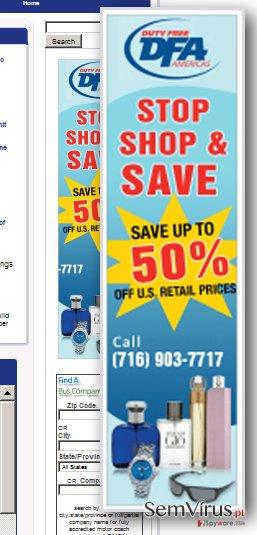 Pall Mall anúncios instantâneo