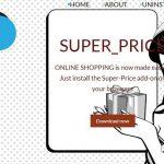 Anúncios de Super-Price instantâneo