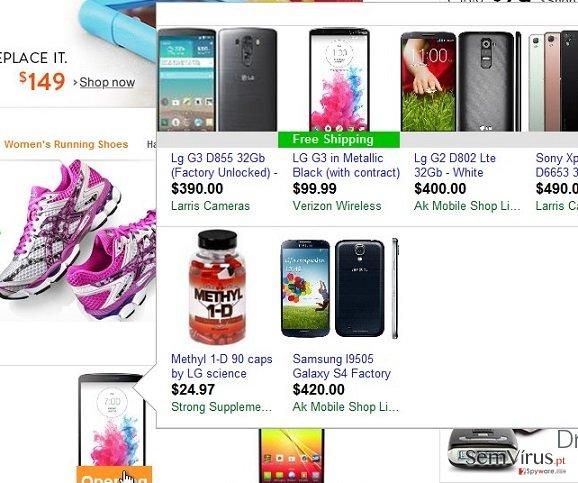 Anúncios de ZoomApp instantâneo