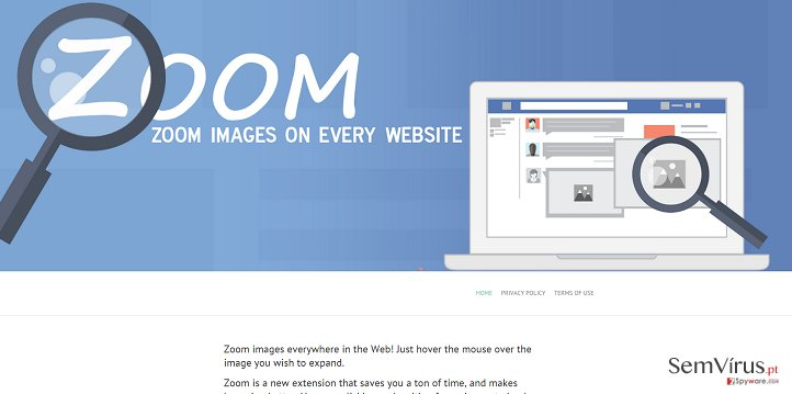 Anúncios de ZoomIt instantâneo