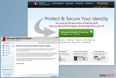 Programa Advanced Identity Protector