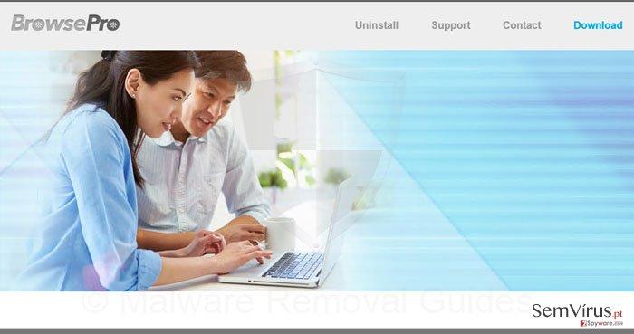 BrowsePro ads instantâneo