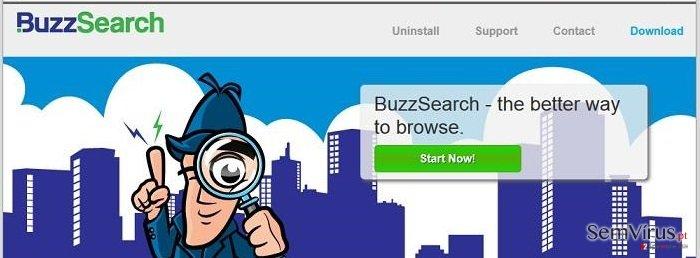 BuzzSearch instantâneo