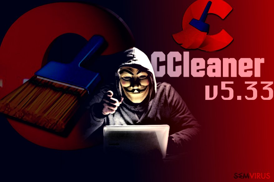Vírus CCleaner