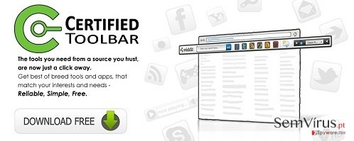 Certified Toolbar instantâneo
