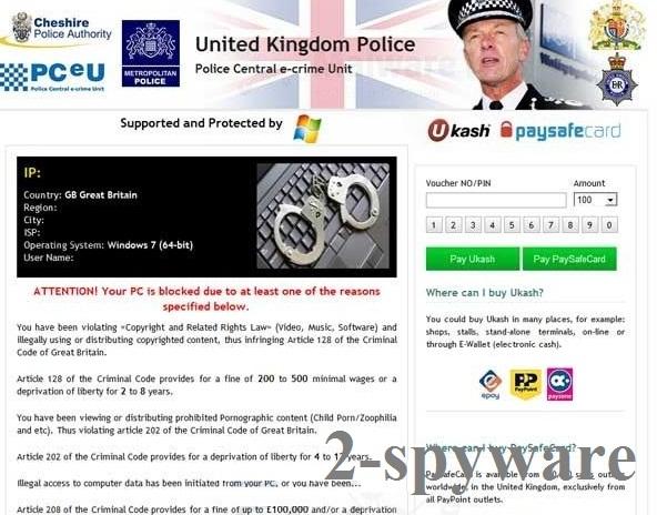 Cheshire Police Authority instantâneo