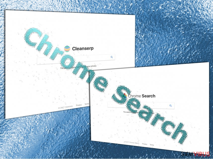 Ferramenta Chrome Search
