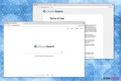 Imagem do Chromesearch.net