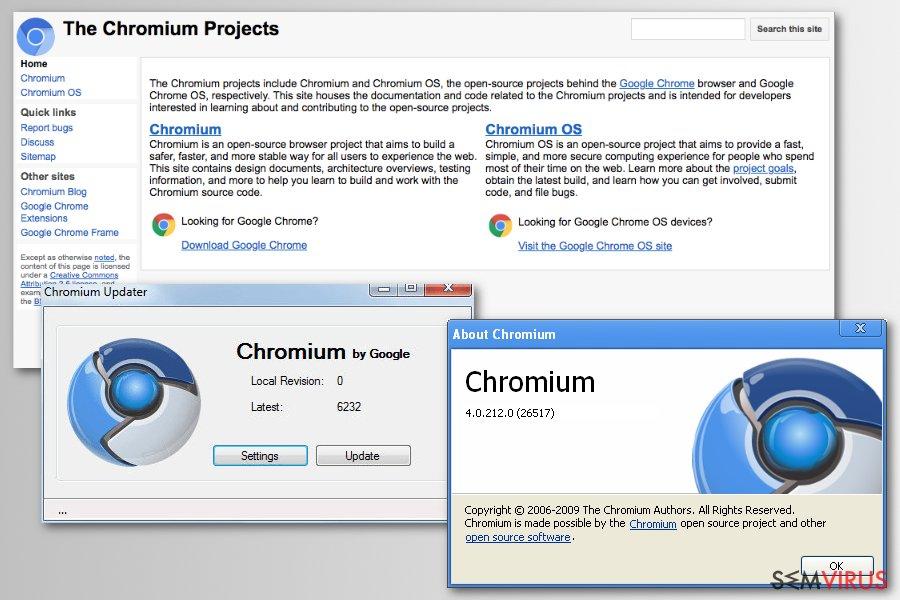 Projeto Chromium