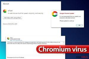 Vírus Chromium