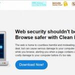 Anúncios de Clean Browse instantâneo