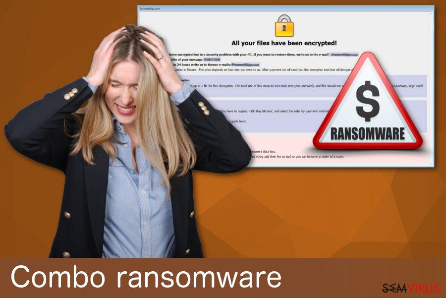 Ransomware Combo