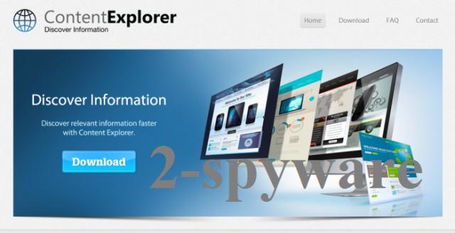 Content Explorer instantâneo