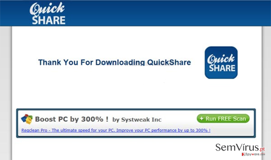 Coupons by QuickShare instantâneo