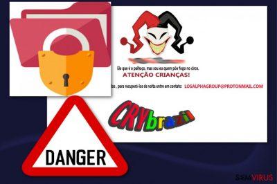 Ransomware CryBrazil