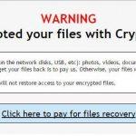Crypt0L0cker virus instantâneo