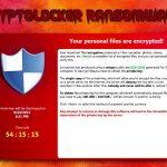CryptoLocker instantâneo