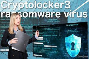Vírus ransomware Cryptolocker3