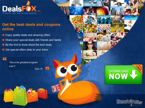 DealsFox instantâneo