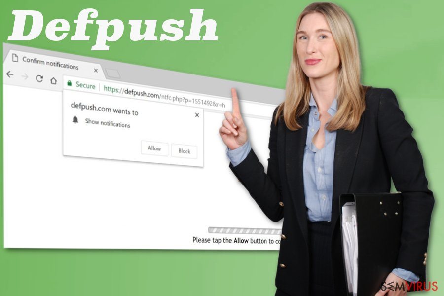 Defpush adware