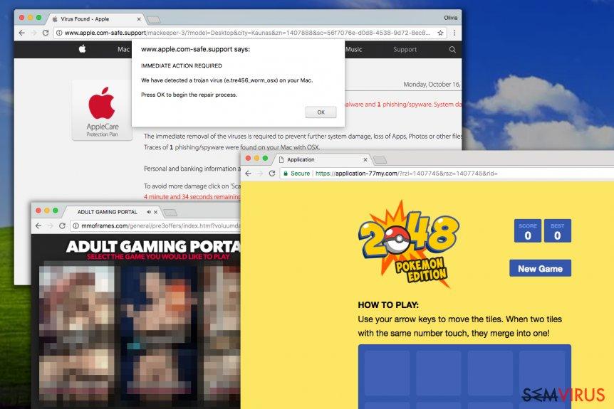 Quantidade excessiva de anúncios do Deloton.com