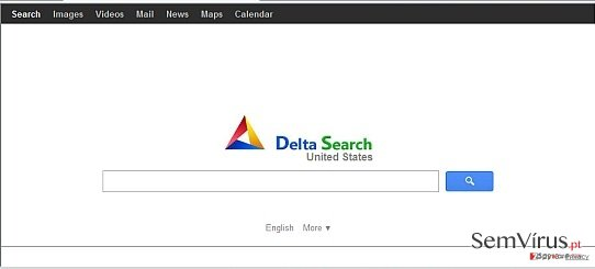 Delta Search virus instantâneo