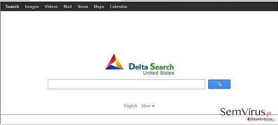 Delta-search.com redirect instantâneo