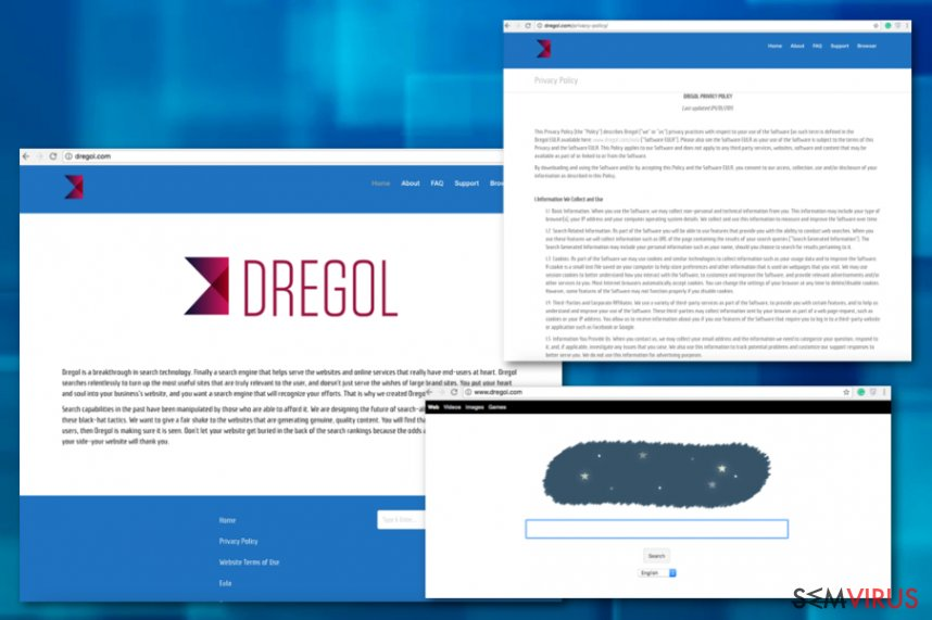 Dregol.com redirect instantâneo