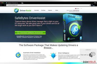 Driver Assist pela SafeBytes
