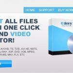 Anúncios de Easy Media Converter instantâneo