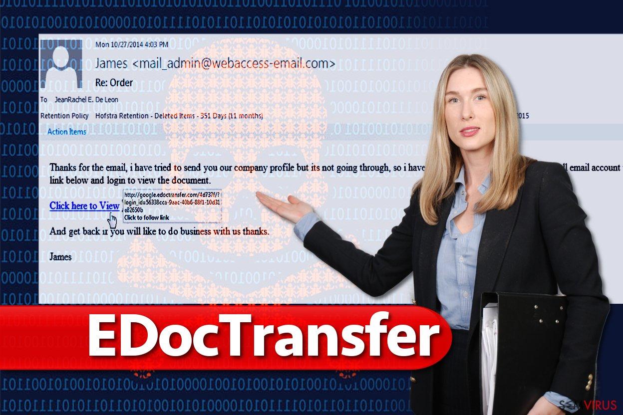 Vírus EdocTransfer