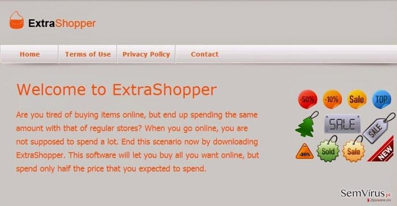 ExtraShopper ads instantâneo