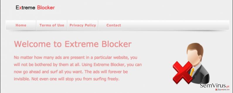 Extreme Blocker virus instantâneo